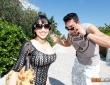 Abella Anderson y Marco Banderas en una follada explosiva 2