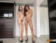 Alexa Nasha y Venus Afrodita en un trío con Nacho Vidal 4