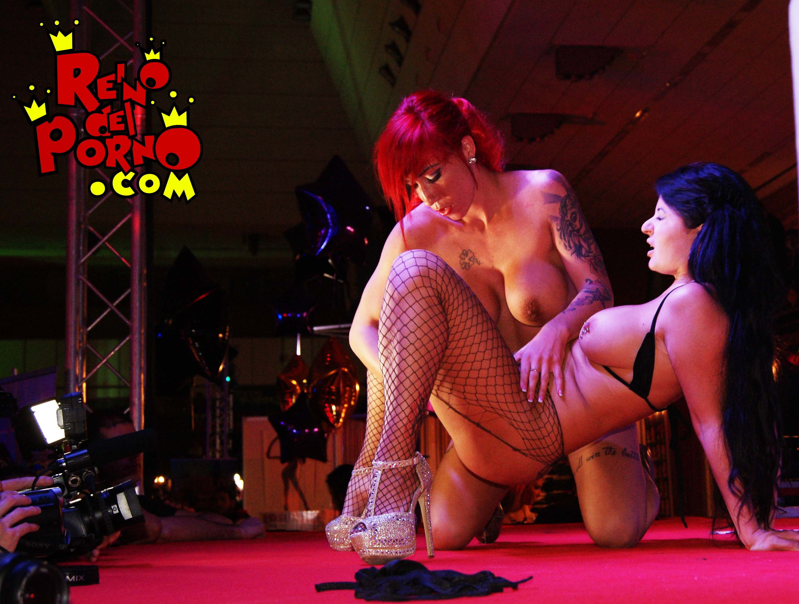 Lidya rouge show porno en sev 2013 - 1 part 6