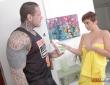Amaranta Hank y Rob Diesel son dos vecinos insaciables 3