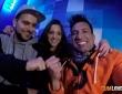 Amirah Adara y Marco Banderas se lo montan en Budapest 2