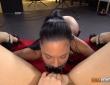 Apolonia y Katana en una escena porno lésbica 7