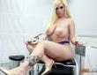 Blondie Fesser en la consulta de Nick Moreno 1