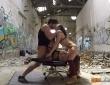 Candy y Jade se lo montan en un lugar abandonado con Nick 12