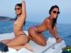 Dos coños mulatos en alta mar 3