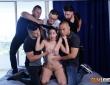 El Casting Porno de Amaranta Hank 7