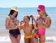 Helena Kramer, Estrellita y Jade se montan una orgía 4