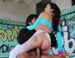 Jade y Nick Moreno se lo montan en un lugar abandonado 9