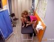 Jade y Venus Afrodita en la consulta del Doctor Moreno 5