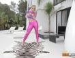 Jemma Valentine acude a la mansión de Nacho Vidal 1