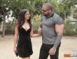 Julia de Lucía y Rob Diesel en una reconciliación pasional 1