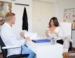 Kesha Ortega acude a la consulta del doctor Juan Lucho 2