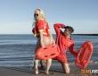 La bahía del vicio con Nick Moreno y Blondie Fesser 3