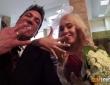 La noche de bodas de Marco Banderas y Briana Banderas 1