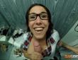 Laila Duarte y Nick Moreno follan en el probador 4
