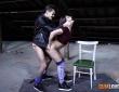 Lucía Nieto y Chris Diamond en un polvo salvaje 9