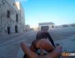 Medusa y Nick Moreno echando un polvo en plena calle 11