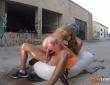 Onix Babe y Nick Moreno se lo montan en un lugar abandonado 10