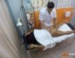 Sheyla Gómez y Nick Moreno se lo montan en la clínica 3