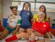 Un Mundial de Tijera con Ágata Pons, Amaranta Hank, Andreina DeLuxe y Boni Lulo 1