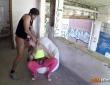 Violeta Cruz irrumpe en el porno español 6