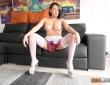X Lady debuta en el porno con sexo anal y Nacho Vidal 1