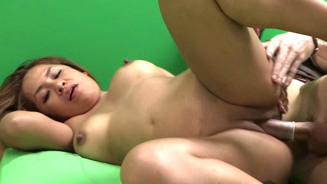 grabar las escenas sexuales