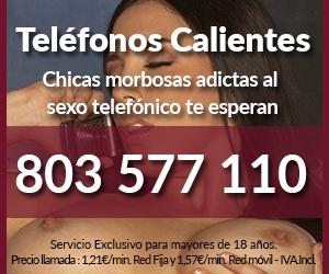 Banner Teléfonos Calientes COM