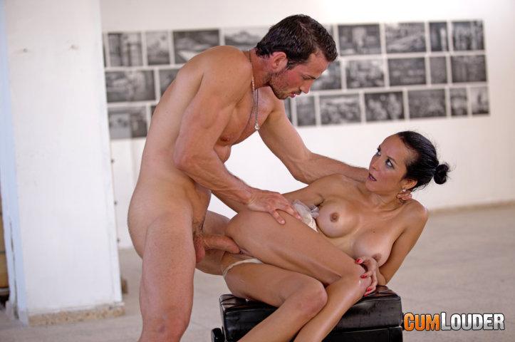Joel Tomas y Francys Belle en una buena follada