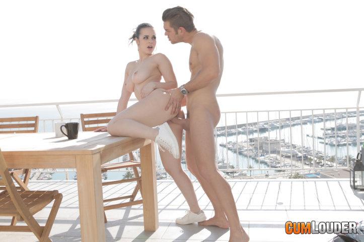 Juan Lucho y Nekane comienzan bien el dia