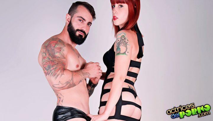"""Lilyan Red y Miguel Zayas en """"El Secuestro"""""""