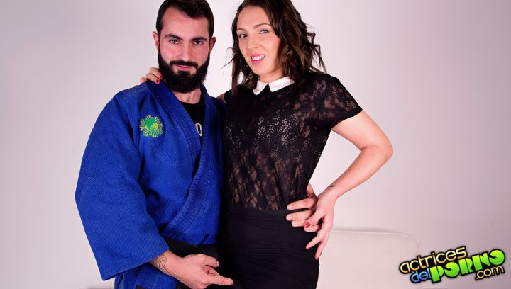 Pamela Sanchez y Miguel Zayas en una follada