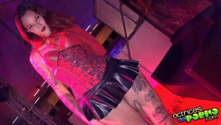 Silvia Rubi en el Salón Erotico de Barcelona 2015