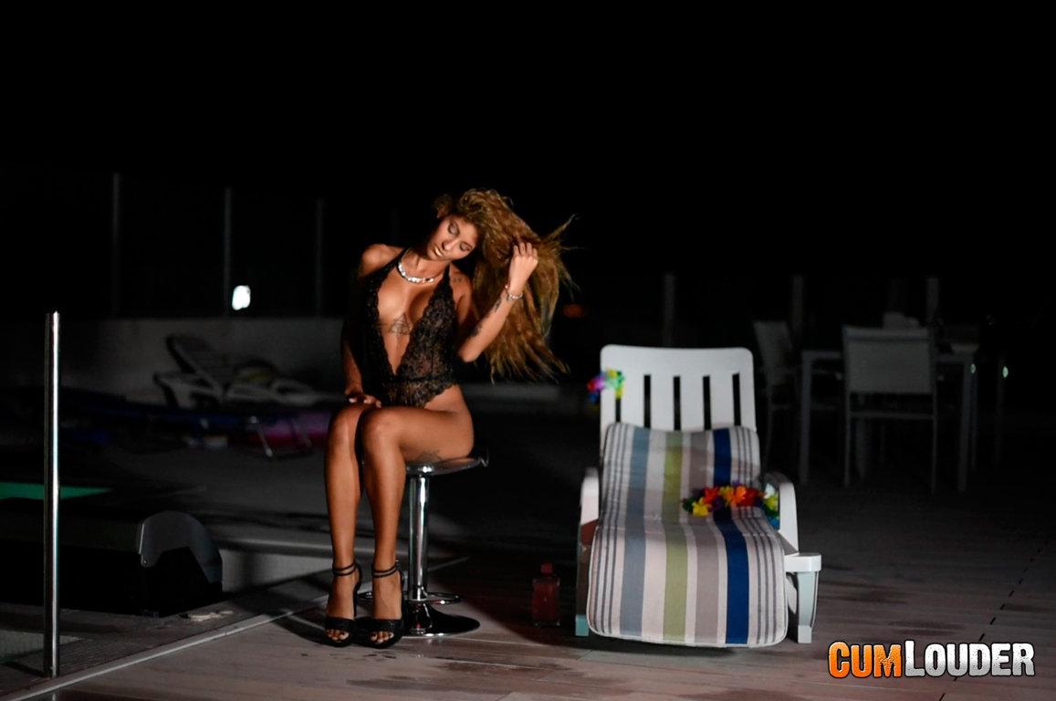 Venus Afrodita y Nick Moreno son pura tentación